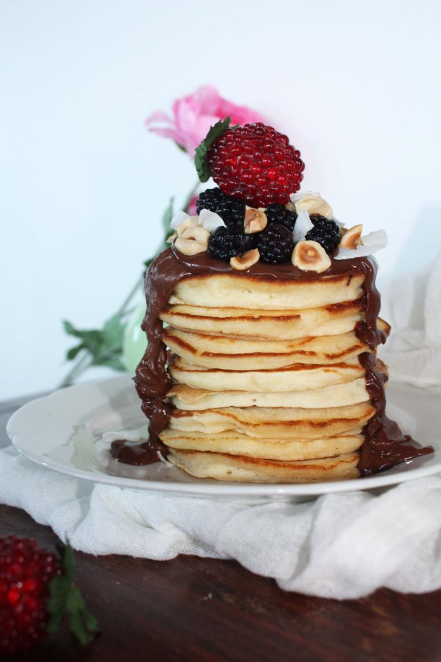 Vegan Pancakes for beginners