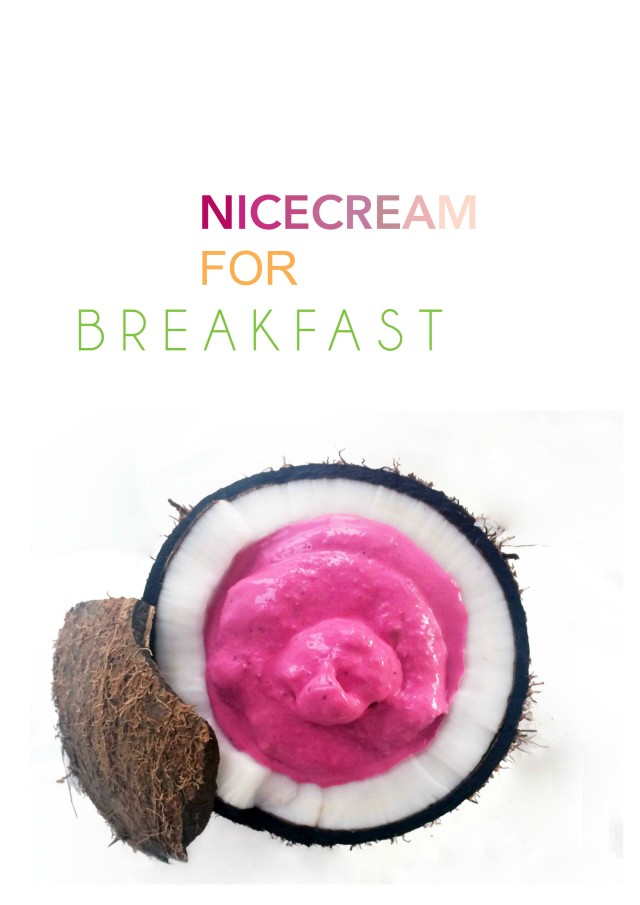 Ebook nicecream for breakfast