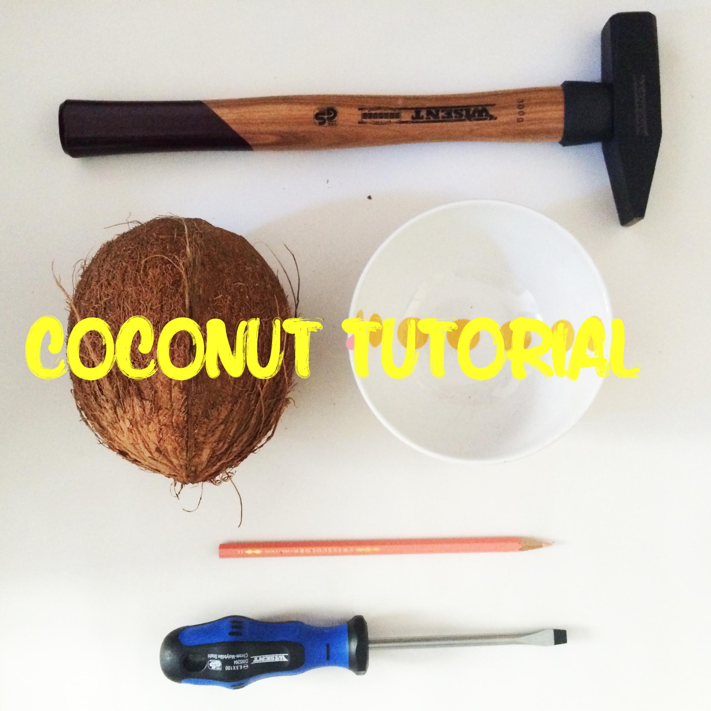 coconut tutorial